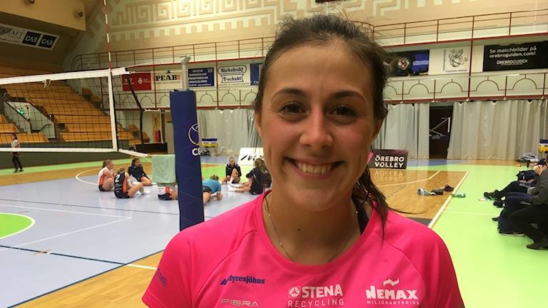Diana Lundevall Örebro Volley
