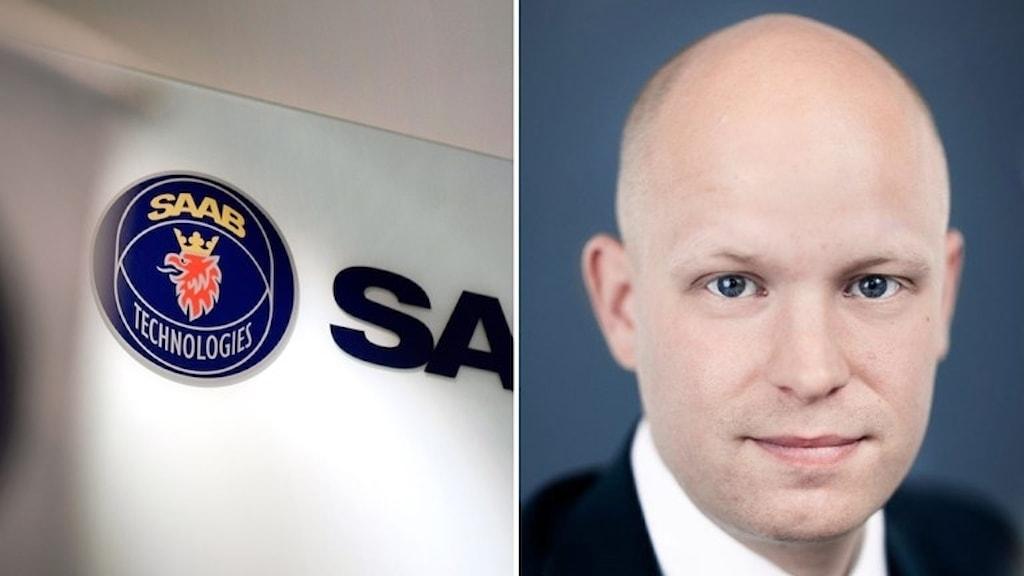 Kommunikationsdirektör Sebastian Carlsson