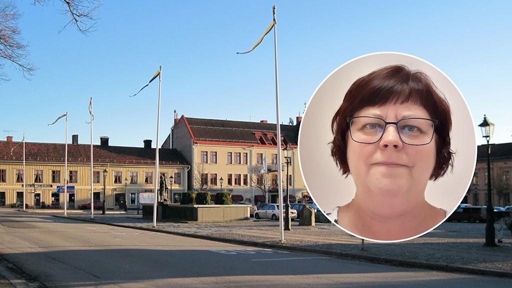 Kristina Lokander, demenssamordnare i Nora kommun.