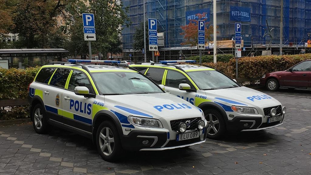 Polisen har planerat länge för säkerheten på valdagen.