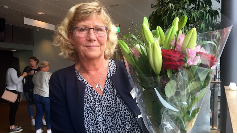 Helena Löwdahl vann pedagogiskt pris