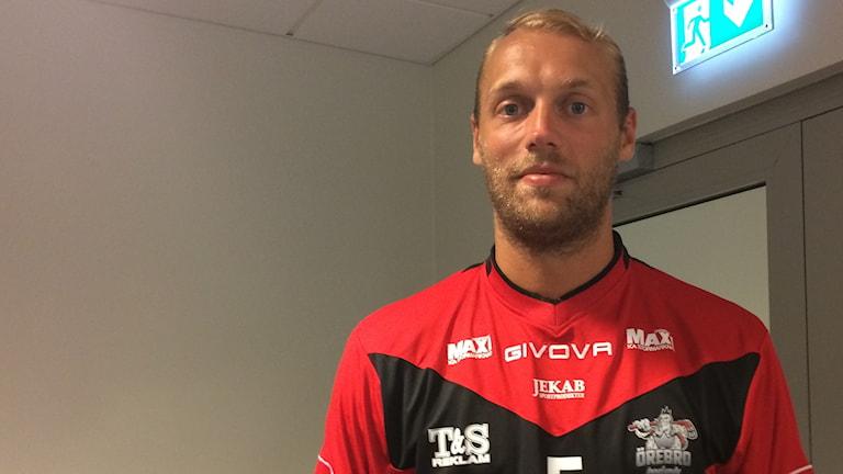 Joel Kanebjörk är ny spelare i Örebro Innebandy