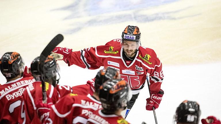 Mathias Bromé, Örebro Hockey.