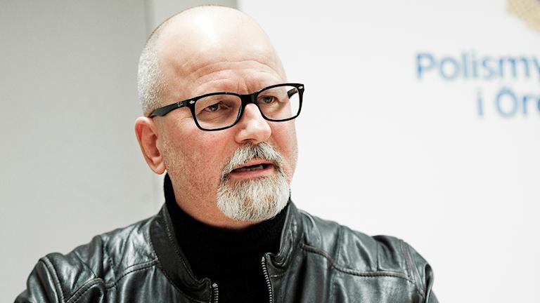 Peter Springare, Polisen Bergslagen.