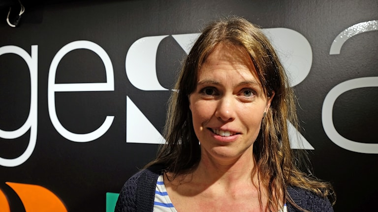 Anna-Carin Magnusson, bosocial chef på Öbo.