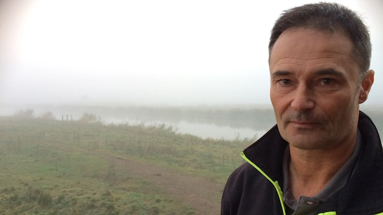 Per Nilsson, länsstyrelsen jobbar med att begränsa tranornas skador.