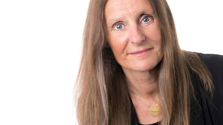 Helena Sträng, kanalchef på P4 Örebro