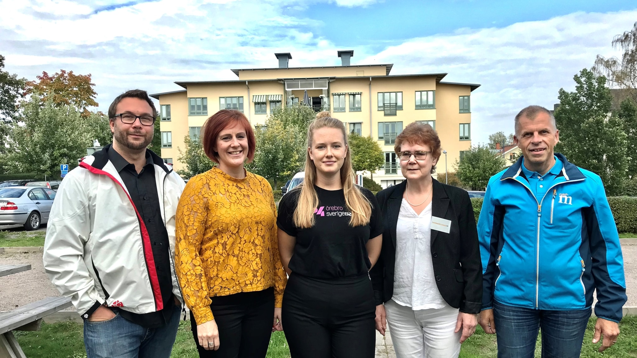 Sociala mötesplatser för äldre är en viktig fråga i Lekebergs kommun - P4 Örebro   Sveriges Radio
