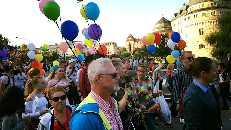 Örebro Pride.