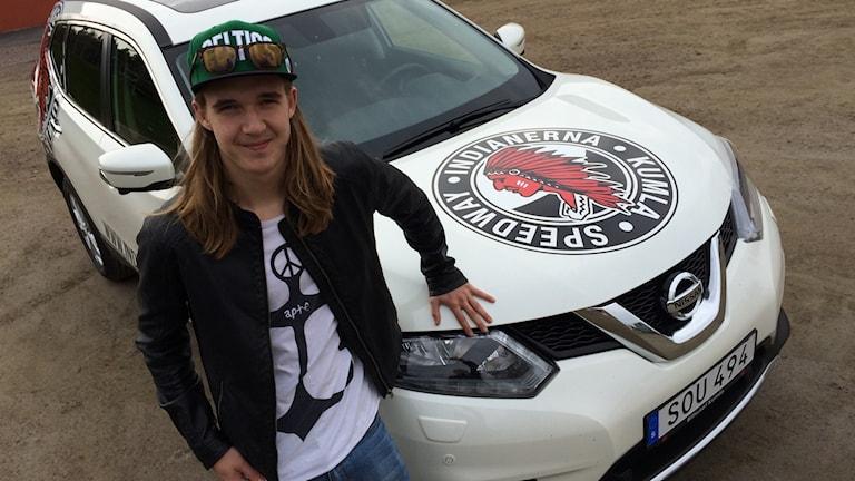 Joel Andersson lämnar moderklubben Indianerna för Elitseriekonkurrenten Masarna från Avesta.