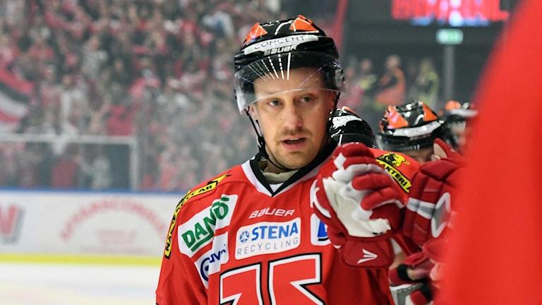 Marcus Weinstock Örebro Hockey
