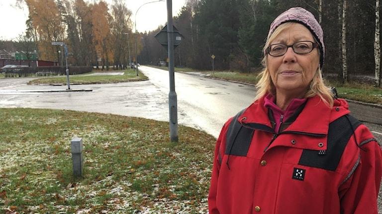 Eva Wickström, boende i Vivalla.