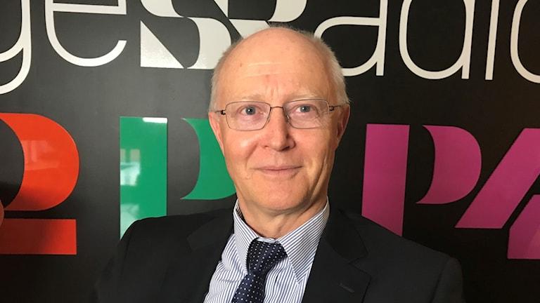 Rektor Johan Schnürer