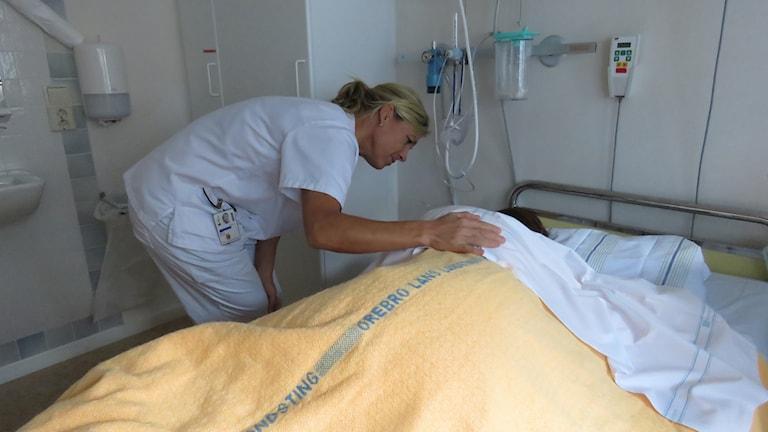 Maria Thor, strokeenheten, USÖ