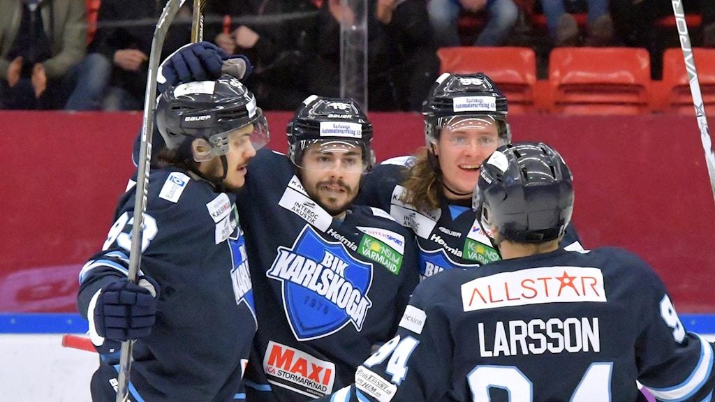 BIK Karlskoga spelar i Hockeyallsvenskan.