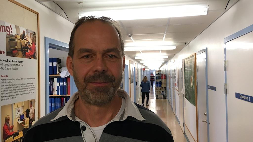 Patrik Henning, psykolog.