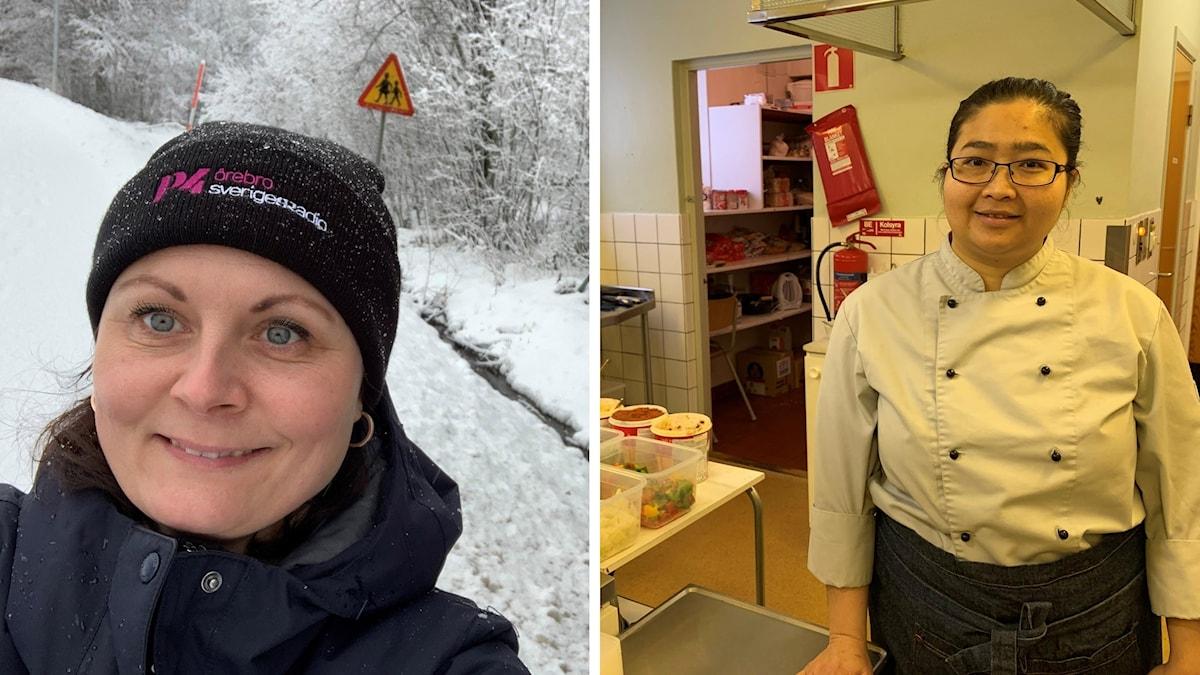 På besök i Stråssa, Pilaiwan/Tukata Eriksson