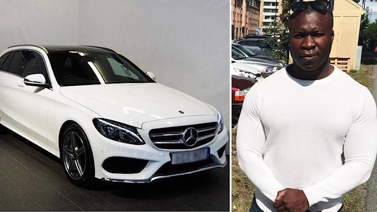 Det var i november förra året som Tomas från Örebro lånade ut sin bil till en kompis han känt i över fem år.
