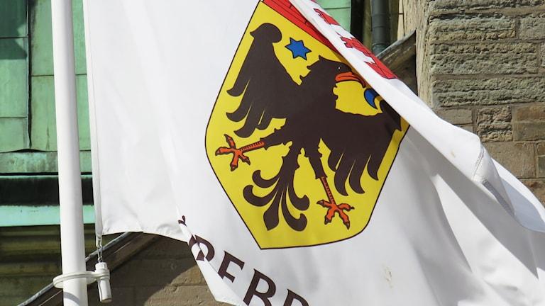 Örebro kommun flagga