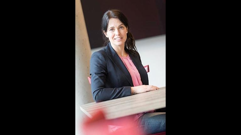 Anna-Carin B Magnusson, Örebrobostäder