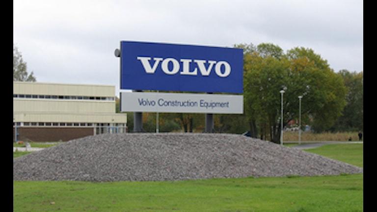 Volvo CE i Hallsberg