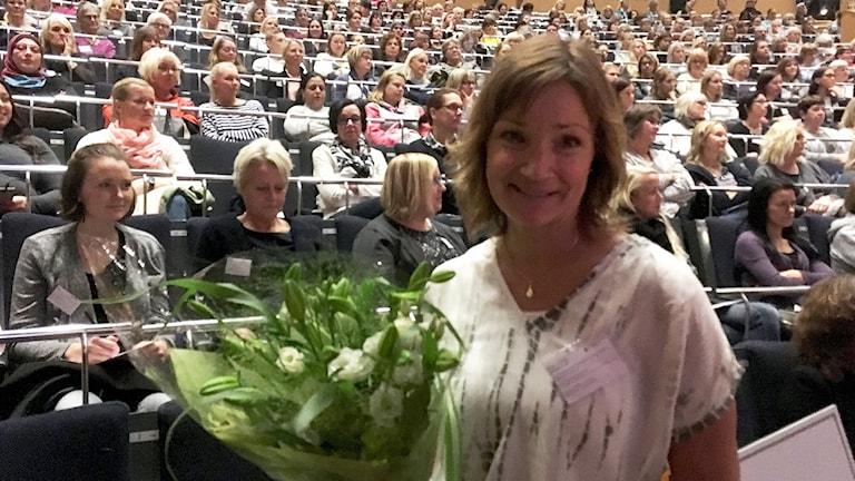 Annelie Andersson Årets pedagog förskola Örebro