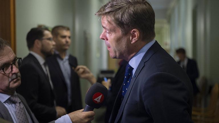 Hans Eklind från Örebro invald som ordinarie ledamot i KD:s partistyrelse.