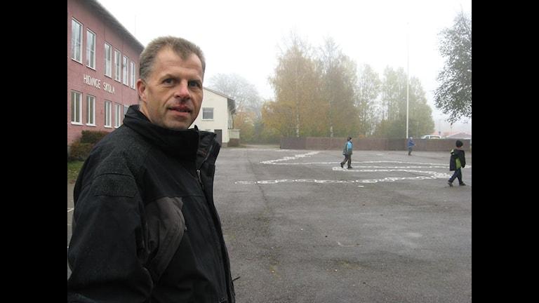 Håkan Söderman. Foto: Marie Hanson/SR