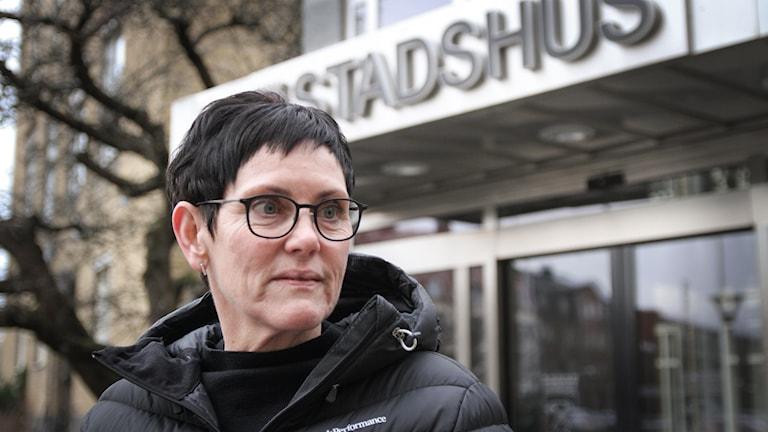 Katarina Hansson (S), Kumla.