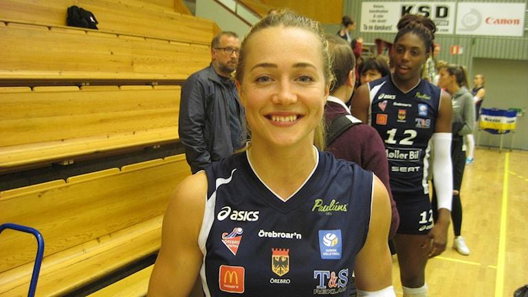 Sara Cavretti Örebro Volley