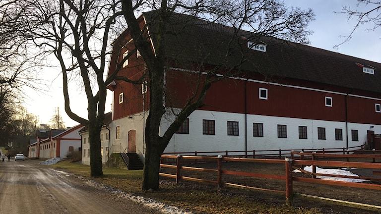 Ridhuset vid Karlslund i Örebro.