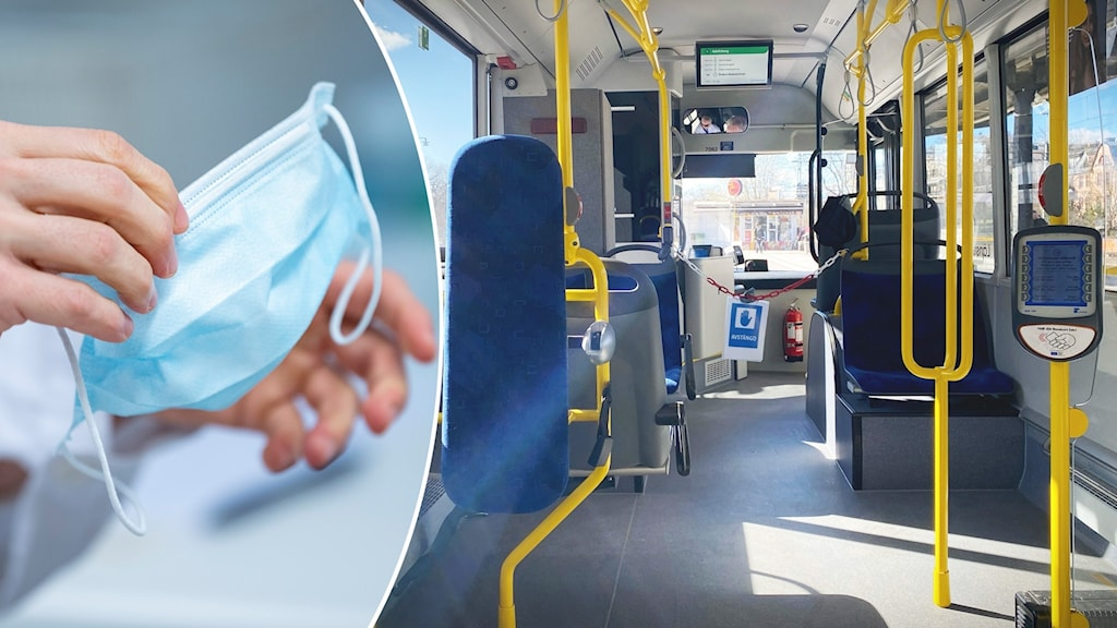 Munskydd buss