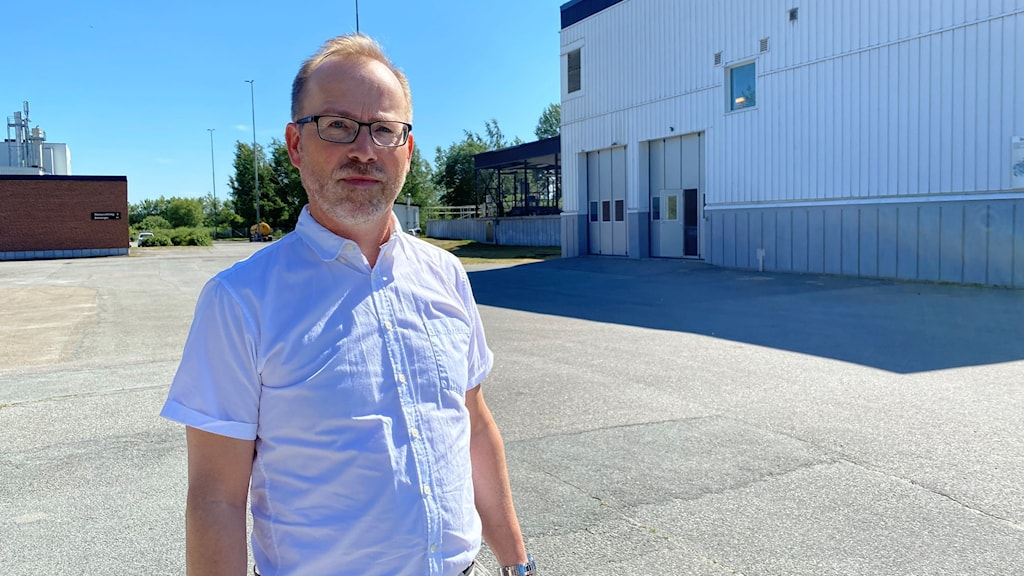 Leif Silldén, enhetchef, Örebro kommun