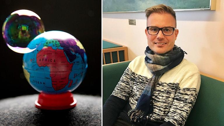 Martin Hultman docent teknik-, vetenskaps och miljöstudier för Teknikens ekonomi och organisation Chalmers
