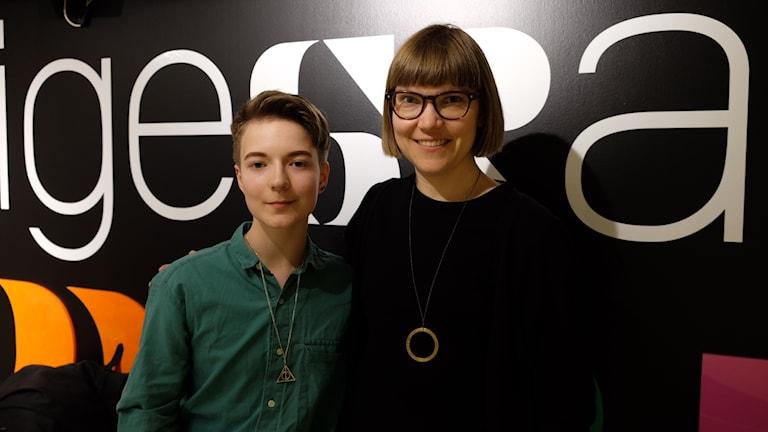 """Sam från Örebro har inspirerat till en av de fiktiva karaktärerna Sara Bergmark Elfgrens nya roman """"Norra Latin""""."""