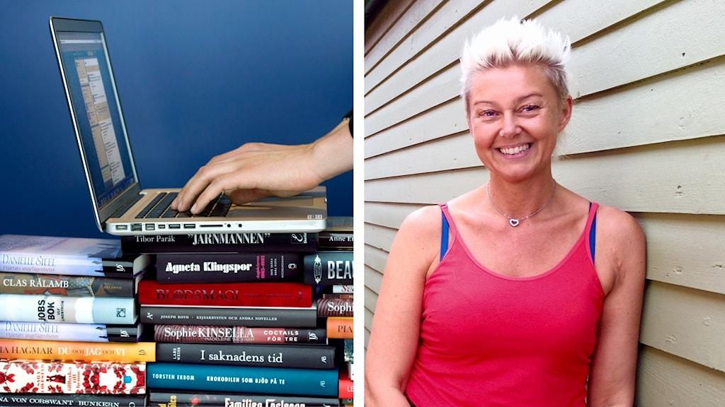 Anna Helgesson författare