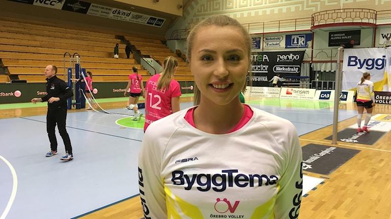 Jonna Nilsson Örebro Volley