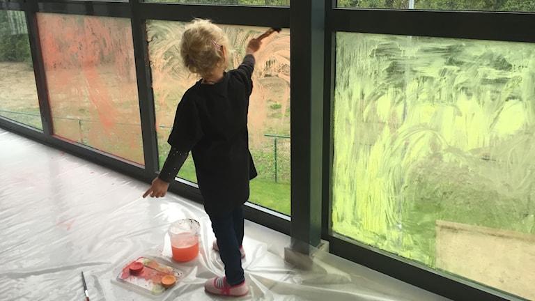 målar förskola