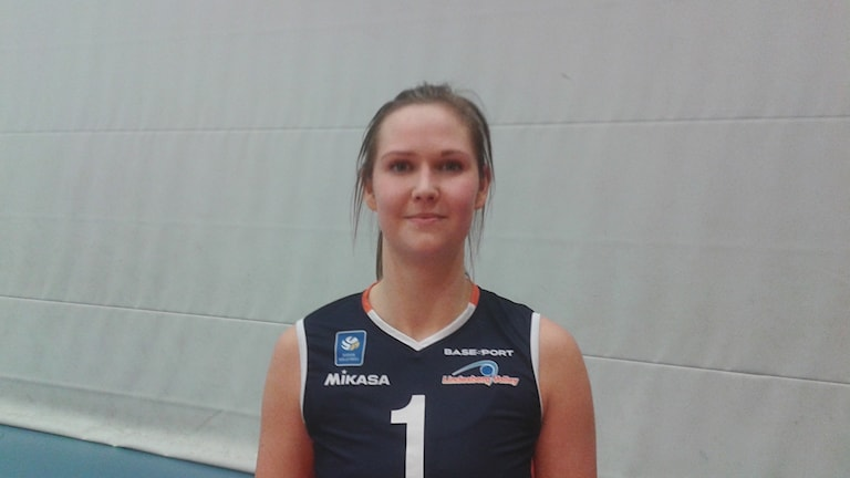 Anna Lindqvist Lindesberg Volley