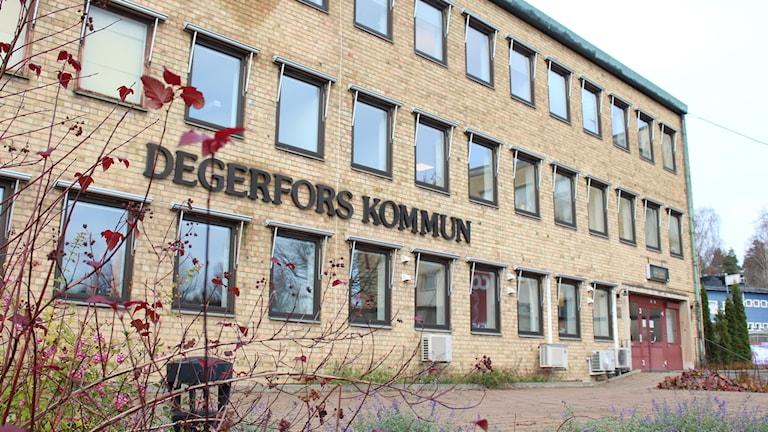 Degerfors kommun kommunhus