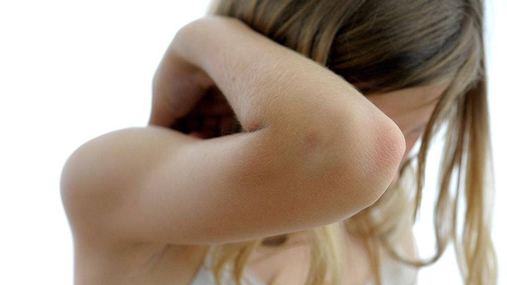 Var tredje våldtäktsanmälan i Örebro län handlar om våldtäkt mot barn.