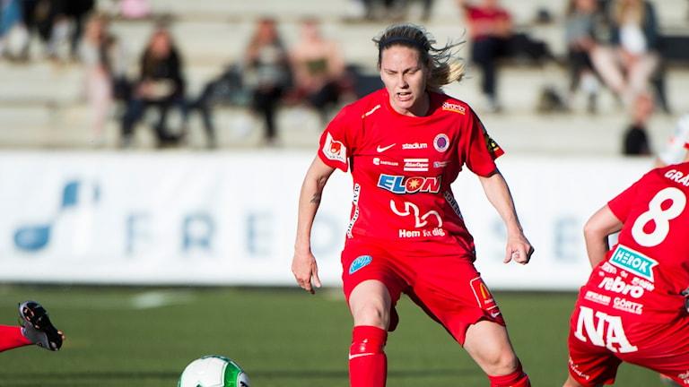 Lisa Dahlkvist i Kif Örebro