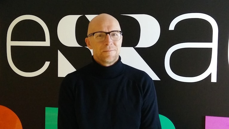 Jonas Ask, eldsjäl för ÖSk södras damlag.