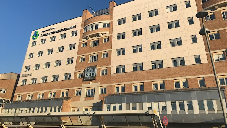 USÖ, Universitetssjukhuset i Örebro.