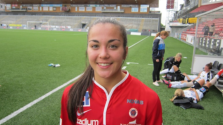 Michelle de Jong Kif Örebro