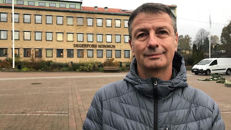 Muris Beslagic (S), oppositionsråd i Degerfors kommun.