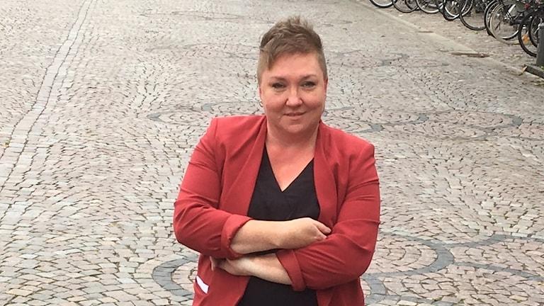 Ulrika Sandberg Socialdemokraterna