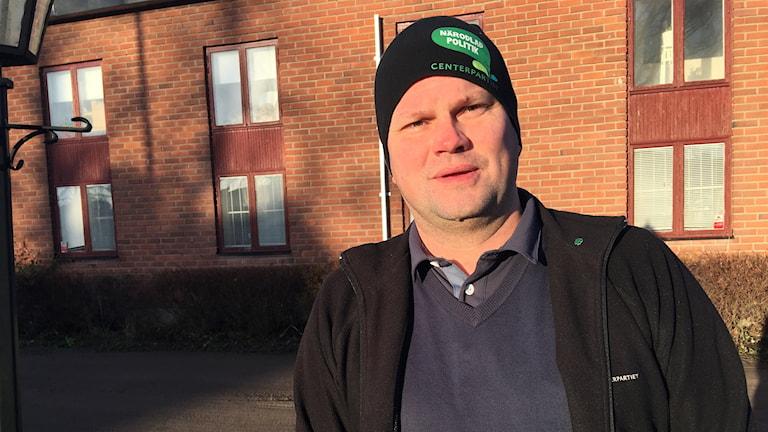 Per-Åke Sörman, Centerpartiets kommunalråd i Örebro