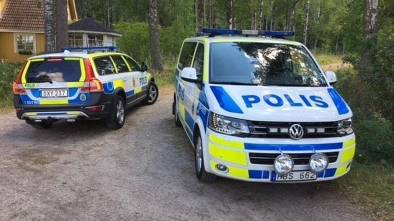 Polisbilar Laxå