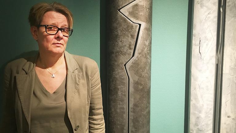 Sari Harju, chef på arbetsförmedlingen i Örebro län.